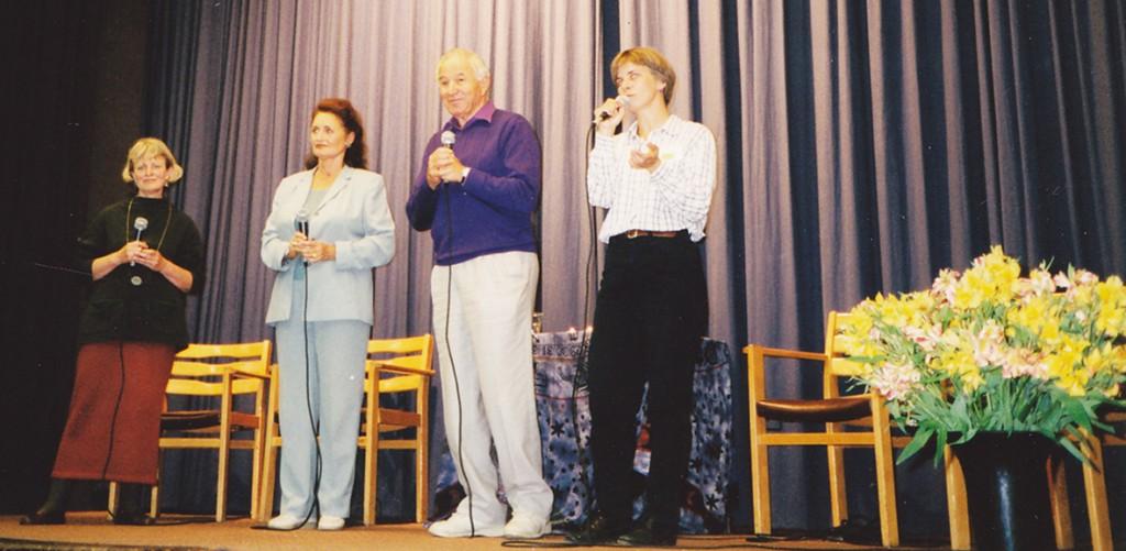 Trudy Pereira (vertaling), Diane, Jerry, Emilia van Leent (vertaling)
